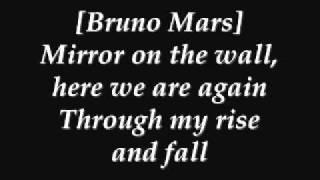 Lil Wayne ft. Bruno Mars - Mirror(lyrics).wmv