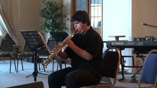 Ave Maria (Soprano Saxophone)