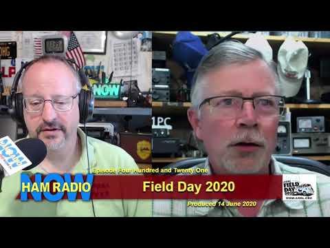 HRN 421 Field Day 2020