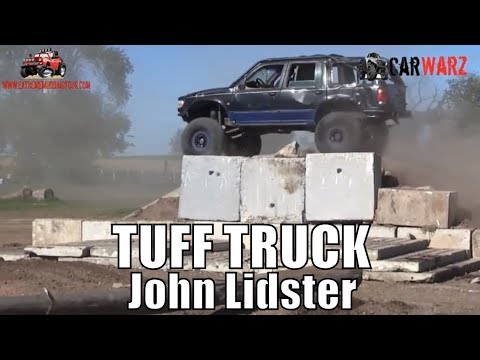 John Lidster 1996 Ford Explorer Second Round Modified Class Minto Tuff Truck Challenge 2018