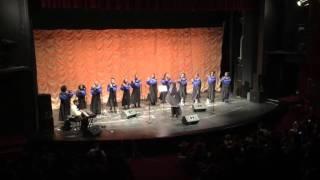 """Howard Gospel Choir - """"Oh When the Saints"""""""
