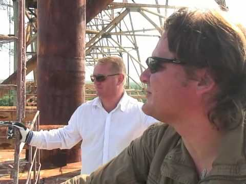 """Russian Woodpecker"",  Duga 3, Chernobyl 2..High-definition video!!"