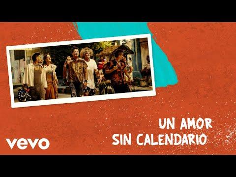 Carlos Vives, Mau y Ricky, Lucy Vives - Besos en Cualquier Horario (Official Lyric Video)