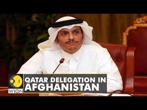 Qatar's foreign minister visits Taliban-ruled Afghanistan   Abdulrahman   Latest English News   WION