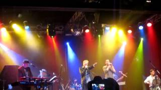"Adam Pascal and Anthony Rapp perform ""What You Own"" live @ Highline Ballroom 4/13/12"