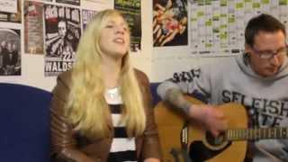 Amanda Marshall - Let It Rain (Acoustic Cover)