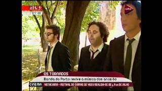OS TORNADOS SIC NOTICIAS 2011