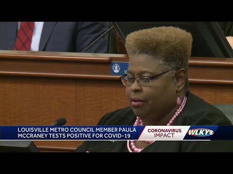 Lousville Metro Council member tests positive for COVID-19