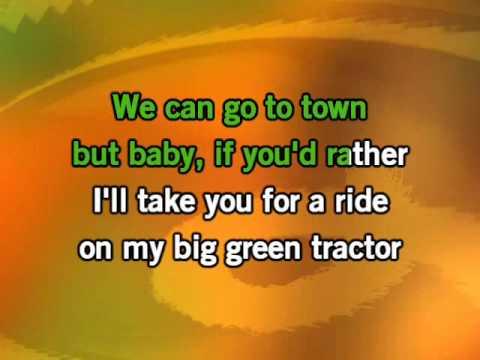 jason-aldean-big-green-tractor-karaoke-kyle-bennett