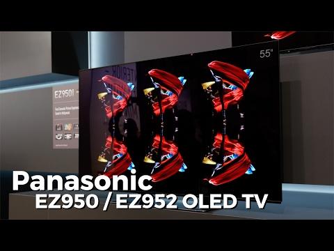 NEW Panasonic EZ950 (EU) / EZ952 (UK) OLED TVs launched