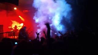 Amon Amarth - Death in Fire, Zagreb, 5.5.2014
