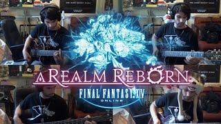 Final Fantasy 14 Rock : Boss Fight