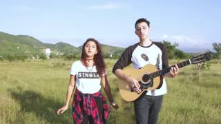 We don't talk anymore cover by A.4 ft. Marilú (spanglish version)