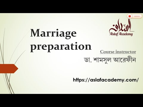 Online course marriage free preparation Free Texas