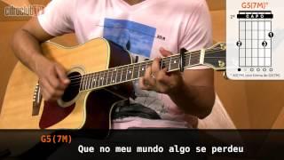 Videoaula Seguindo Estrelas (aula de violão)