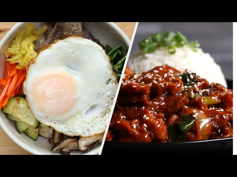 5 Flavorful And Tasty Korean-Inspired Dinners ? Tasty