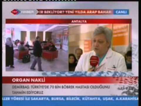 MedicalPark Antalya Hastane kompleksi Organ Nakli Bölümü Prof.Dr.Alper DEMİRBAŞ-1