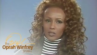 Why Michael Jackson Was an Inspiration to Supermodel Iman | The Oprah Winfrey Show | OWN