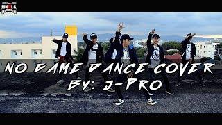 No Games - Dance cover by J-PRO / Ex Battalion Music