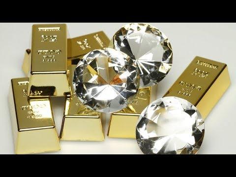 Приносят ли счастье золото и бриллианты?