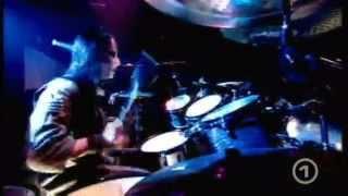 Slipknot - Joey Jordison Drum cam - People=Shit (Live at London 2002)