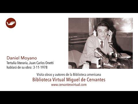 Vidéo de Juan Carlos Onetti