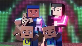 Upin Ipin - Taman Riang Ria 8 ( Minecraft Animation )