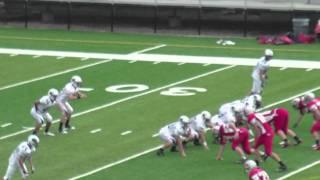 Louisville Leopards vs. Minerva Lions Boys JV Football Highlights 9-24-2011