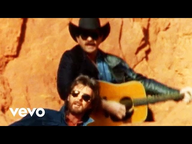 video oficial de brand new man by brooks and dunn