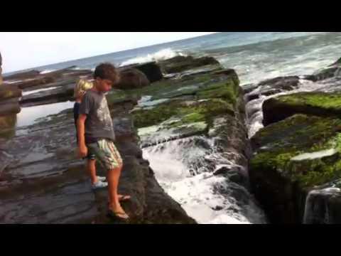 Rancho Santana (Nicaragua) Tidal Pools