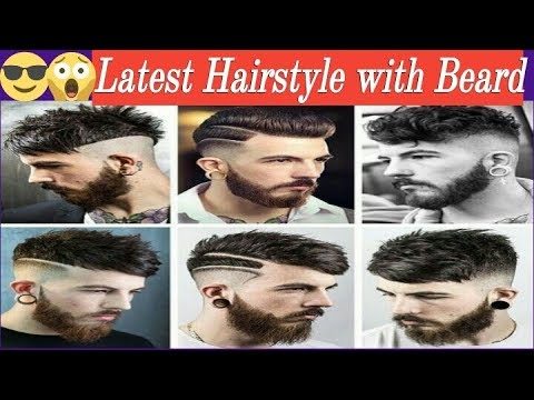 Download Latest Hairstyle With Beard For Men Super Hairstyle For Boys 43 Youtube Youtube Thumbnail Create Youtube