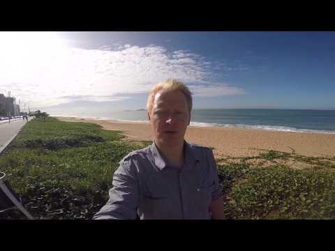 MARTEC studerende i International praktik hos MAN Diesel & Turbo - Rio de Janeiro - Videodagbog 5