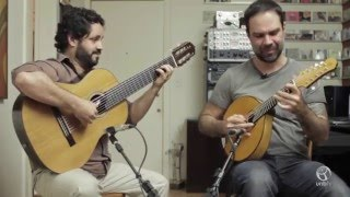 Rogério Caetano e Dudu Maia (Teu Beijo) no Programa Casa do Som