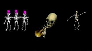 "Choppy Oppy - ""gracias señor esqueleto!"""