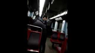 fumar ganza no metro da Lisboa e so herois