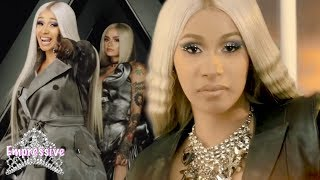 """Cardi B is upset with her video """"Ring"""" 