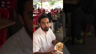 Review Customer King's Char Kuey Teow Port Dickson
