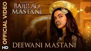 Deewani Mastani | Official Video Song | Bajirao Mastani | Deepika Padukone, Ranveer Singh, Priyanka width=