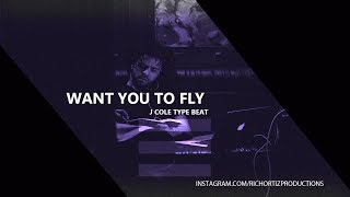 J Cole Type Beat - Want You to Fly (Prod@RichOrtizProductions)For Sale