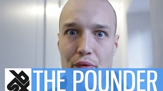 THE POUNDER  |  Danish Minimal Techno Sweets