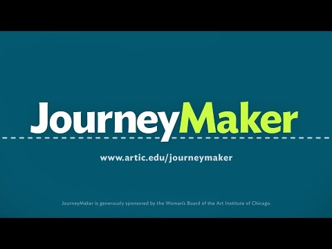 JourneyMaker at the Art Institute of Chicago