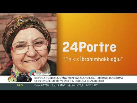 Zeynep Türkoğlu ile 24 Portre / Belkıs İbrahimhakkıoğlu – 01 05 2021