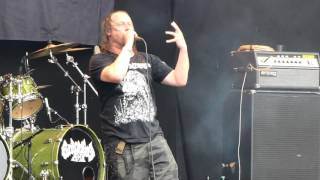Entombed A.D. - Dead Dawn - live @Dynamo Metalfest Eindhoven, the Netherlands, 15 July 2017
