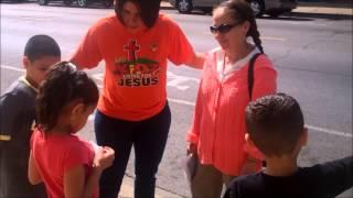 NLC NW CM Evangelizing In Community 2013