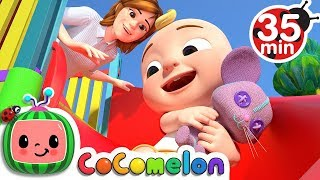 Yes Yes Playground Song | +More Nursery Rhymes & Kids Songs - CoCoMelon