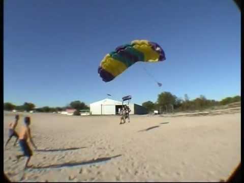 11000ft SkyDiving in Melkbos
