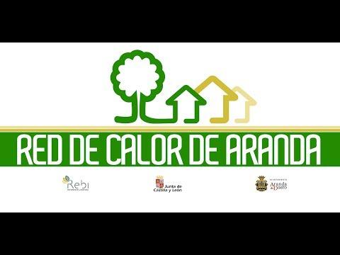 REBI SLU: Presentación de la Red de Calor de Aranda de Duero