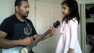 Padre y Hija Donis: MARCOS BARRIENTOS lo unico que quiero
