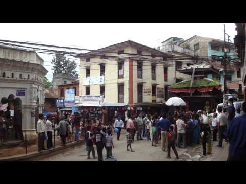Gaijatra Festival in Tansen Nepal – Part 1