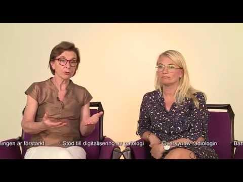 Första året med standardiserade vårdförlopp i Stockholms läns landsting